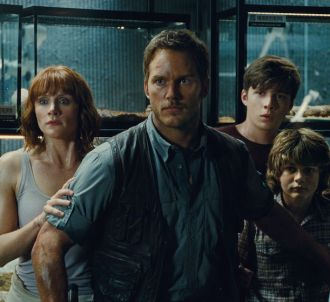 'Jurassic World' démarre en tête du box-office