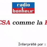 Fréquences : Radio Bonheur exprime sa colère contre le CSA en chanson