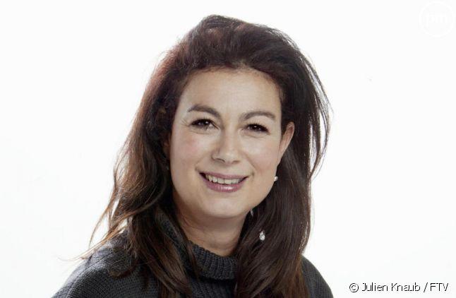 Anne Holmes, directrice de la fiction de France 3