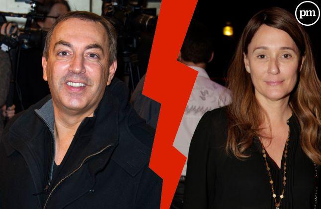 Jean-Marc Morandini et Daniela Lumbroso.
