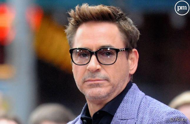Robert Downey, Jr. est l'acteur le mieux payé au monde