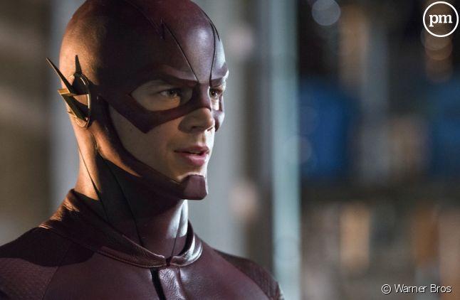 "Grant Gustin dans ""Flash"""