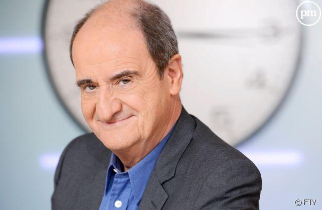 Le journaliste Pierre Lescure.