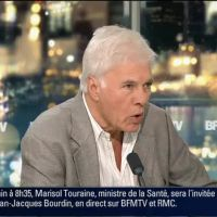 Guy Bedos menace de quitter le plateau de BFMTV