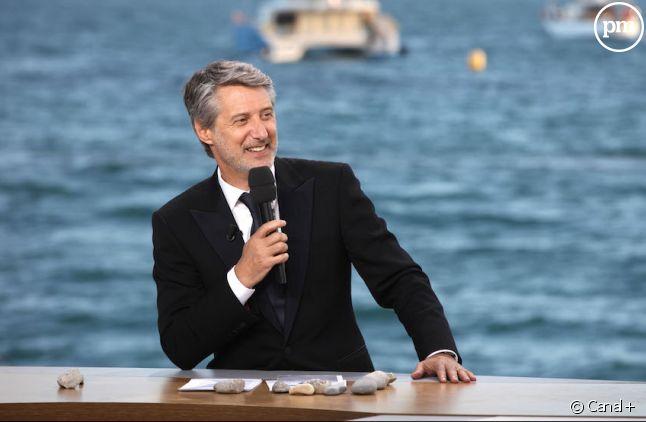 Antoine de Caunes.