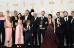 """Palmarès Emmy Awards 2015 : Jon Hamm et """"Game of Thrones"""" triomphent enfin, Viola Davis réécrit l'histoire"""