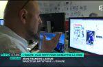 """Dans les coulisses du lancement de """"L'Equipe"""" au format tabloïd"""