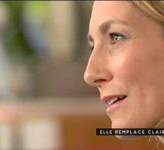 Anne-Claire Coudray interrogée dans 'C à vous' sur France...