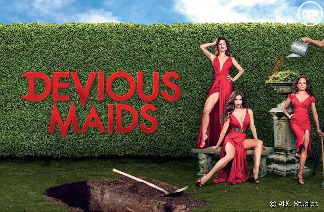 """""""Devious Maids"""" saison 3 le 11 octobre sur Téva"""