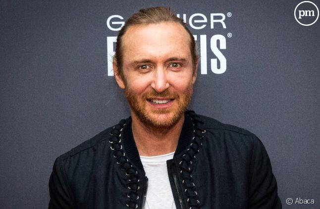David Guetta est nommé à deux reprises aux NRJ Music Awards 2015