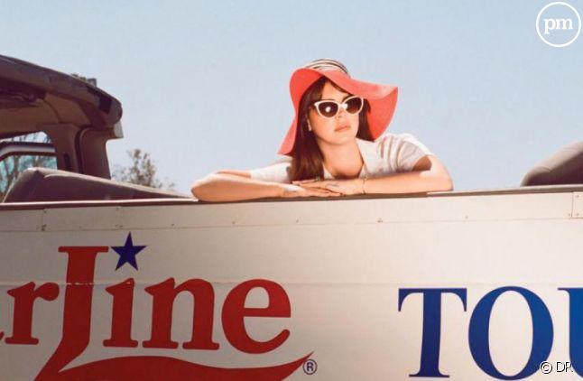 """L'album """"Honeymoon"""" de Lana Del Rey"""