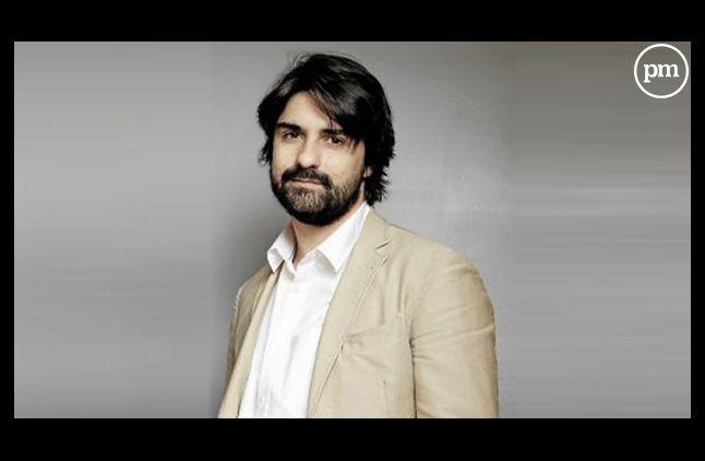 "Fabrice Arfi, journaliste pour ""Mediapart""."