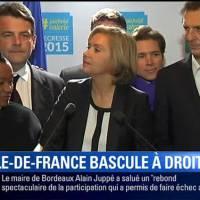 Victoire de Valérie Pécresse : Babette de Rozières joue des coudes pour apparaître au premier plan