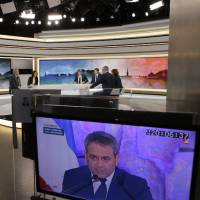 Régionales : Embouteillage des déclarations à la télévision après les résultats du vote