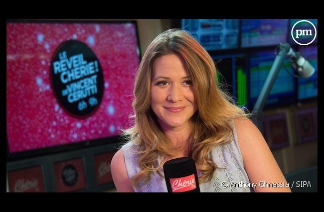 Stéphanie Loire sur Chérie FM