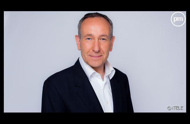 Laurent Bazin, le 5/7 d'iTELE.