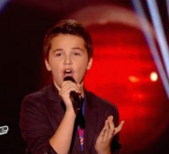 Nicolas Motet dans 'The Voice Kids'