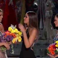 Miss Univers 2015 : L'animateur se trompe de gagnante !
