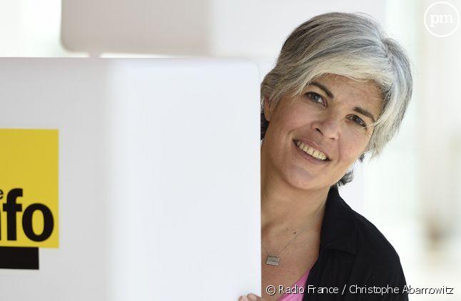 L'année médias vue par Fabienne Sintes