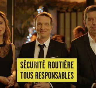 Sandrine Quétier, Stéphane Rotenberg, Michel Cymes et...