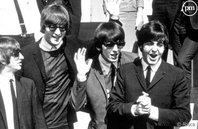 Les Beatles débarquent en streaming