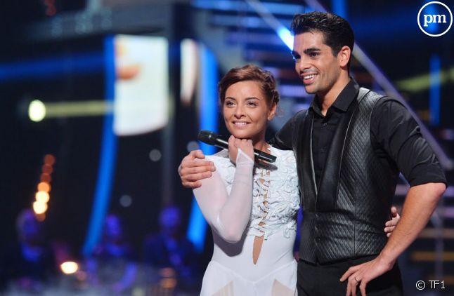 """Priscilla et Christophe Licata dans """"Danse avec les stars"""""""