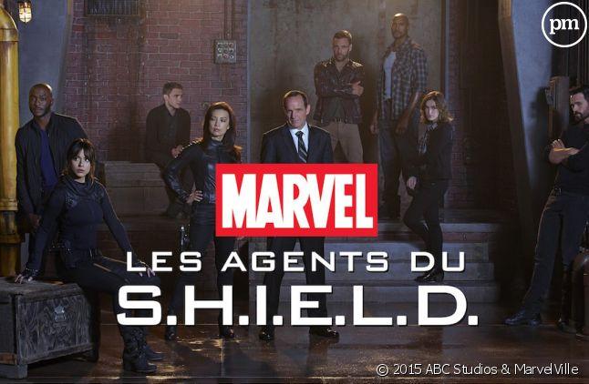 """""""Marvel : Les Agents du SHIELD"""""""