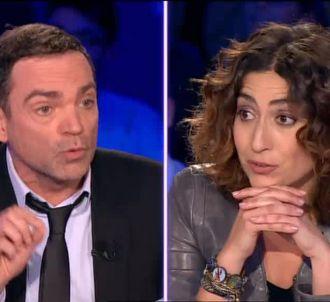 Accrochage entre Yann Moix et Isabelle Saporta dans 'On...