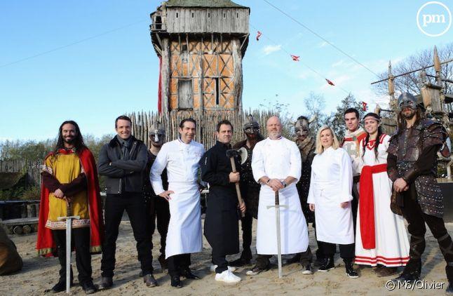 """""""Top Chef"""" 2016 au Puy du Fou"""
