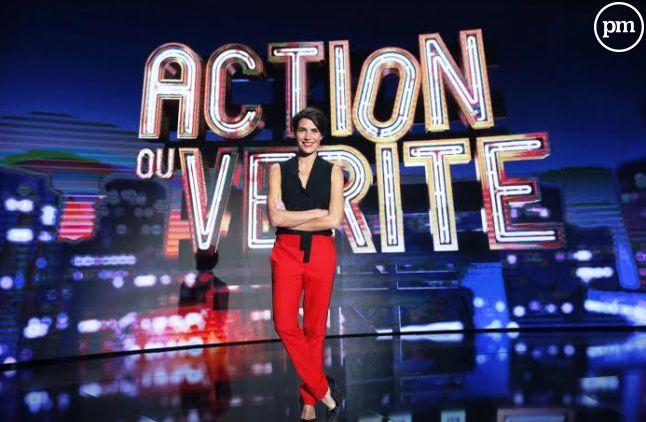 """Alessandra Sublet, """"Action ou Vérité""""."""