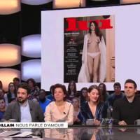 Marie Gillain sur Canal+ :