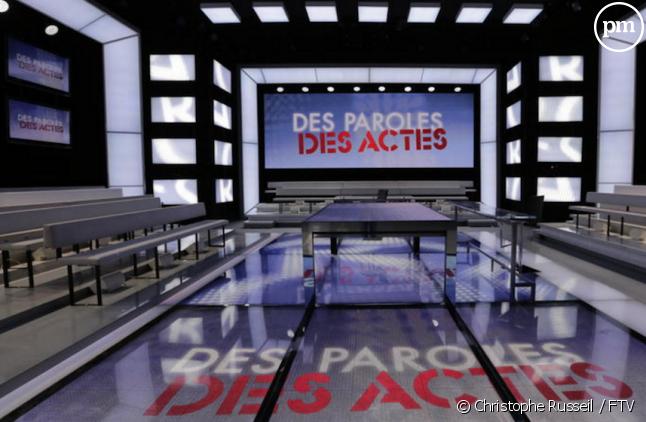 """""""Des Paroles et des Actes"""""""