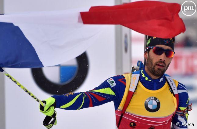 Martin Fourcade a décroché 4 médailles d'or aux Mondiaux d'Oslo<b><br /></b>