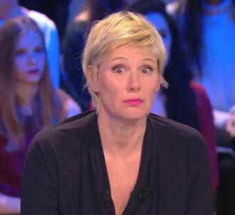 Maïtena Biraben, dans 'Le Grand Journal'.
