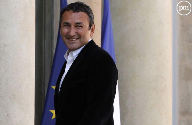 Pascal Houzelot, patron de Numéro 23.
