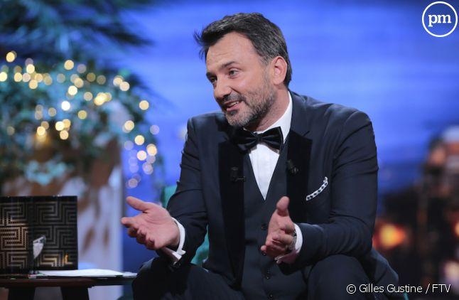 """Frédéric Lopez présente """"Folie Passagère"""" depuis le mois de novembre"""