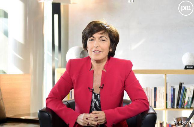 Ruth Elkrief, en juin 2015.