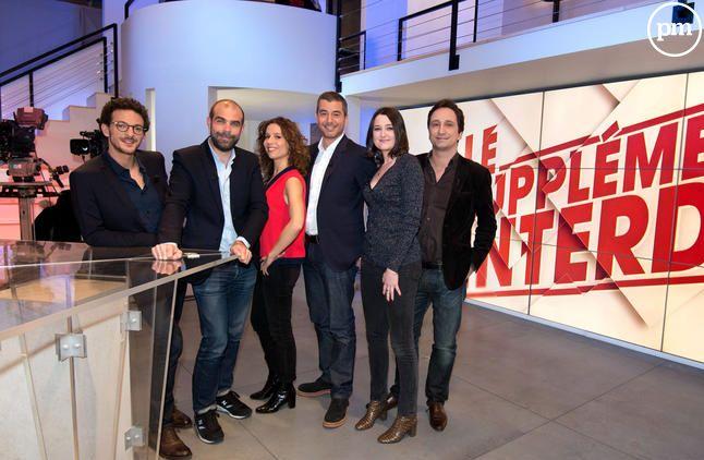 """Chaud et sans tabou, """"Le Supplément Interdit"""" sur Canal+."""