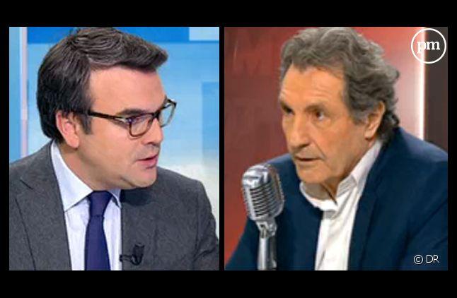 Thévenoud/Bourdin, le face-à-face qui n'a jamais eu lieu.
