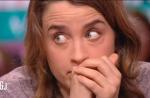 """Adèle Haenel très émue au """"Grand Journal"""""""