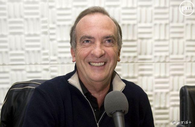 """Yves Lecoq, voix des """"Guignols"""""""