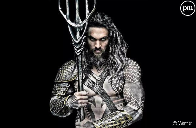 Jason Momoa sera Aquaman