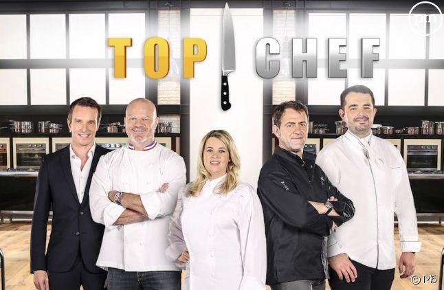 """La finale de """"Top Chef"""" le 18 avril sur M6"""