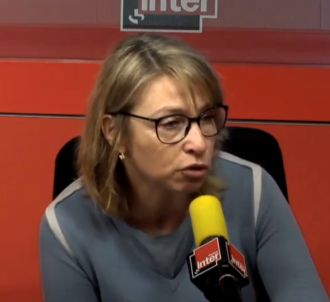 Caroline Got, sur France Inter.