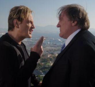 'Marseille', la série de Netflix avec Gérard Depardieu et...