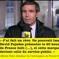 Chaîne d'info publique : 94% des journalistes de France Télé disent non à