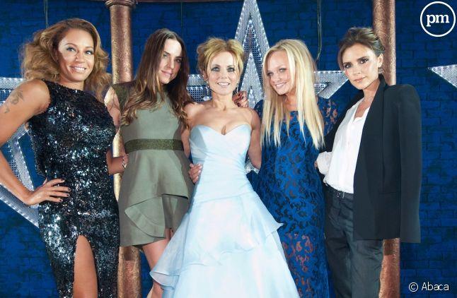 Mel B, Mel C, Geri, Emma et Victoria étaient les Spice Girls