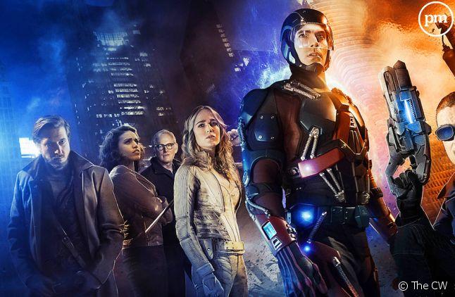 """""""DC : Legends of Tomorrow"""" arrive sur TMC"""