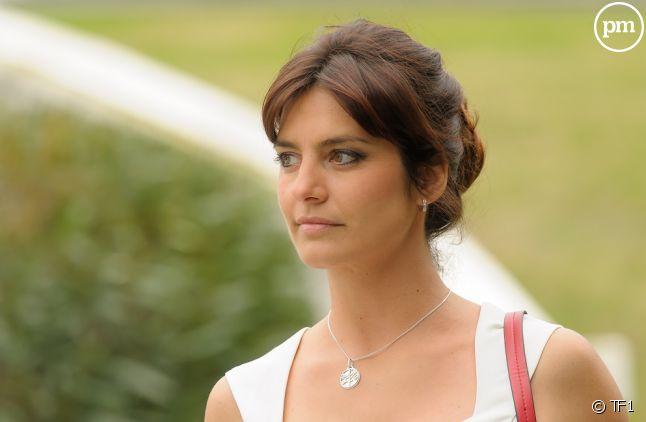 """Laetitia Milot dans """"La Vengeance aux yeux clairs"""" sur TF1."""