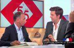 """""""C à vous"""" : Vif accrochage entre Eric Zemmour et Maxime Switek"""